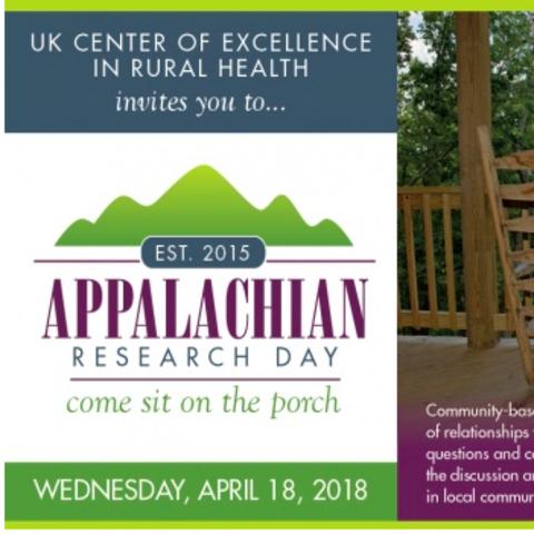 Appalachian Research Day 2018