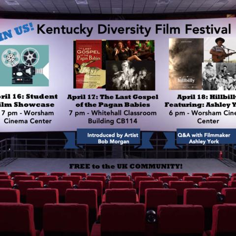The Kentucky Diversity Film Festival,