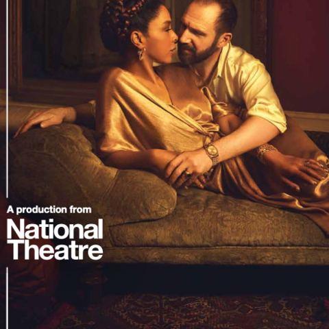 "NTLive's ""Antony and Cleopatra,"" featuring Ralph Fiennes and Sophie Okonedo, will be showing 1 p.m. Sunday, Sept. 15."