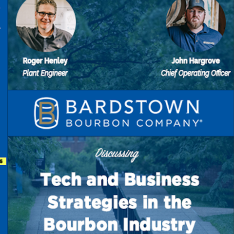 On Wednesday, Oct. 28 at 5:30 p.m., the University of Kentucky School of Information Science in the College of Communication and Information is pleased to host John Hargrove and Roger Henley from the Bardstown Bourbon Company.