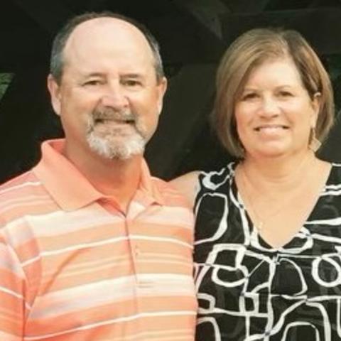 Photo of Mark and Sharon Patton