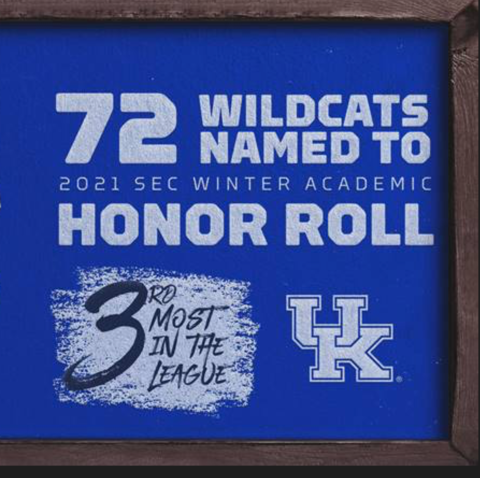 Photo provided by UK Athletics