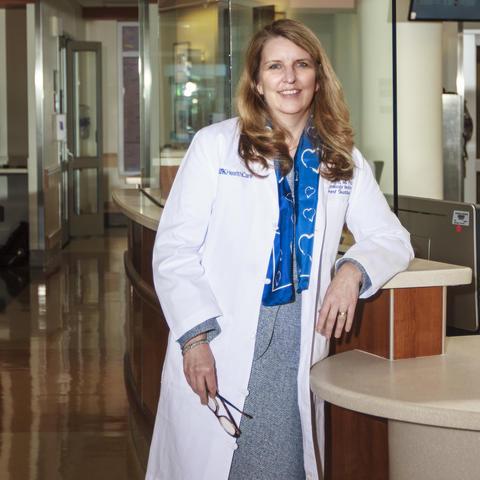 Photo of Dr. Susan Smyth