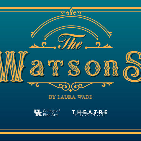 "photo of web banner for ""The Watsons"" reading by UK Theatre and Dance"