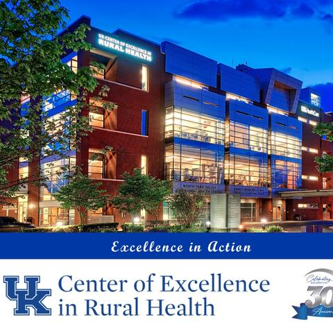 Photo of UK Center of Excellence in Rural Health