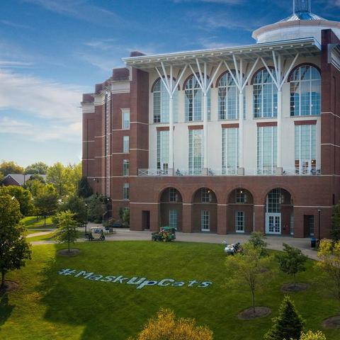 photo of William T Young Library