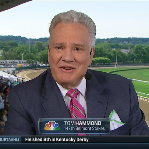 UK Alumnus Tom Hammond, Courtesy of NBC Sports