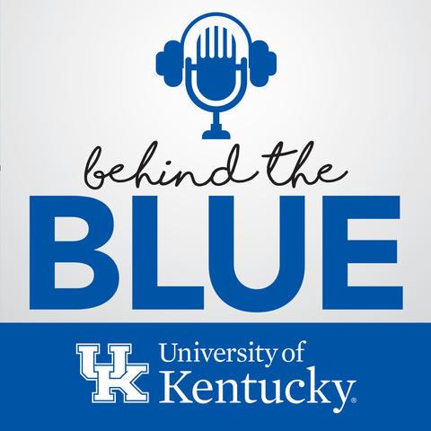 Behind the Blue logo