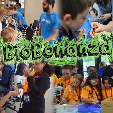 photo of Biobonanza graphic