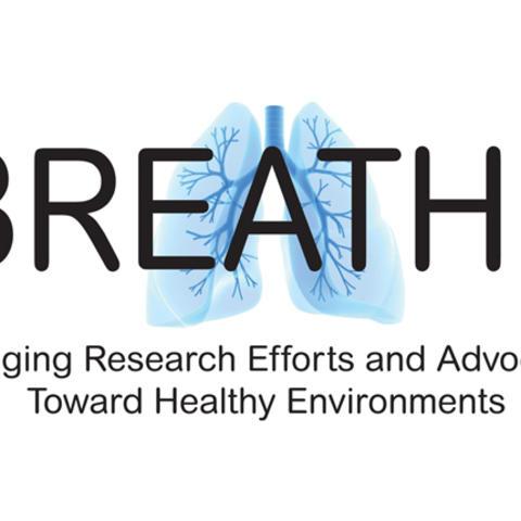 image of BREATHE logo