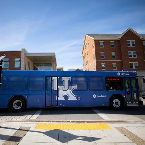 UK bus.