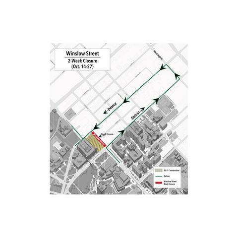 Winslow closure map.
