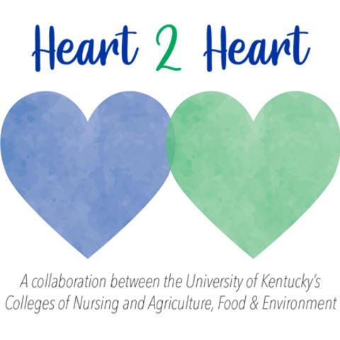 heart 2 heart graphic logo