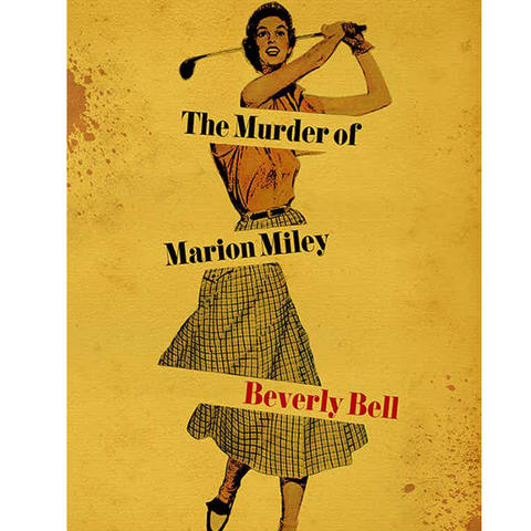 """The Murder of Marion Miley"" cover detail"