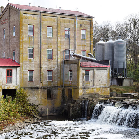 photo of Weisenberger Mill