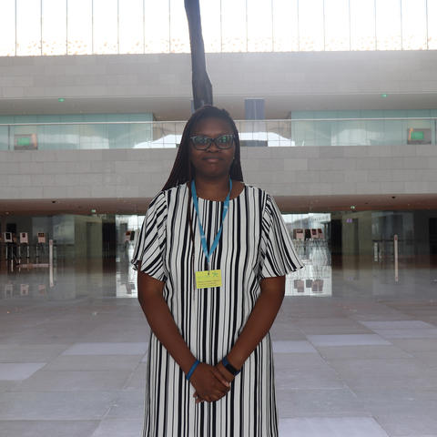 Princess Magor Agbozo