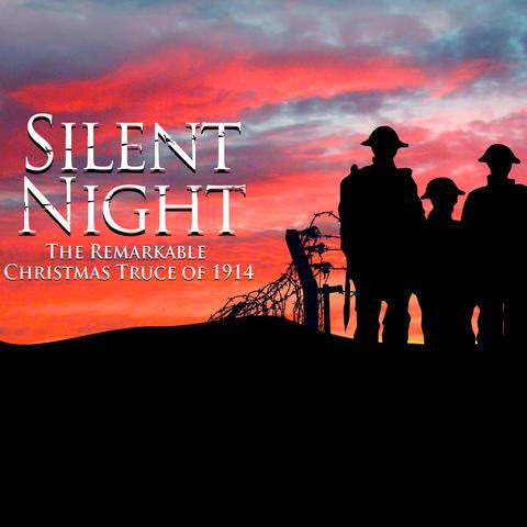 "photo of UK Opera Theatre's ""Silent Night"" web banner"