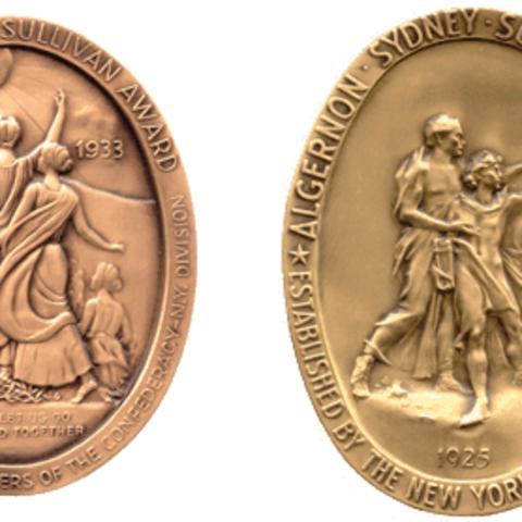photo of Sullivan Medallion