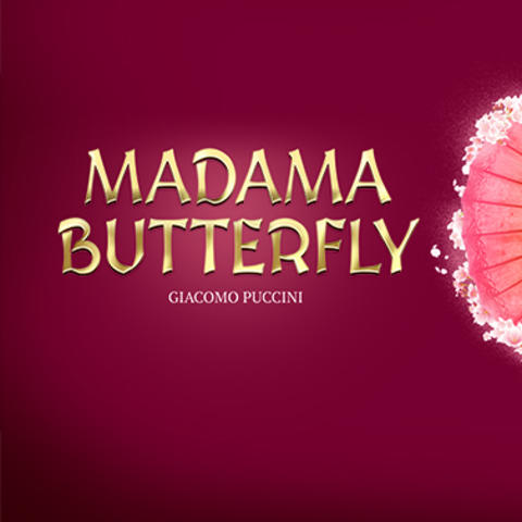"""photo of web banner for """"Madama Butterfly"""""""