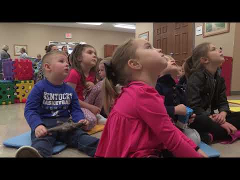 Thumbnail of video for UK Extension Works to Get Kids Ready for Kindergarten