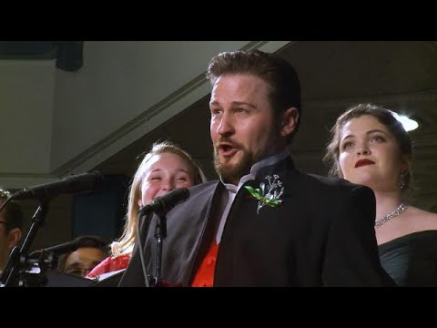 Thumbnail of video for UK Opera, Alltech Invite You and Yours to Celebrate Holidays With Sing-Along