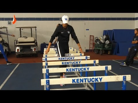 Thumbnail of video for VIDEO: UK Freshman Talks About What It's Like to be Olympian