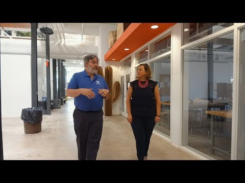 Thumbnail of video for Campus Walk With Dean Mark Shanda: Why Fine Arts is a Front Door for UK