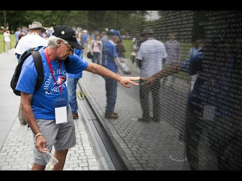 Thumbnail of video for VIDEO: Celebration, Reflection and Honor: An Unforgettable Day for Veterans and UK