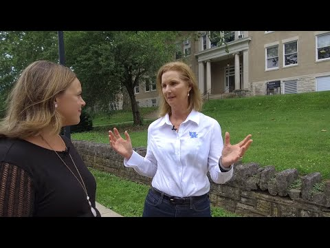 Thumbnail of video for UK Campus Walk: How Dean Arnett is Growing the College of Public Health