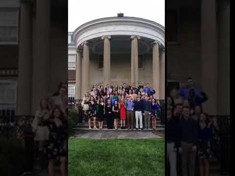 Thumbnail of video for Alumni Honor Graduating Seniors at Senior Toast