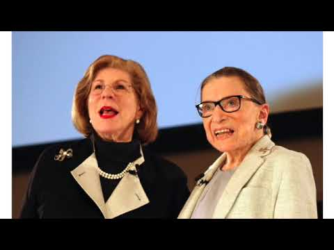 Thumbnail of video for Judge Jennifer Coffman Talks RBG Legacy With Gaines Center's 'Over Yonder'